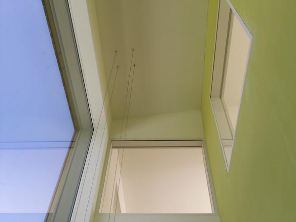 Farbkonzept Einfamilienhaus Berikon 2012