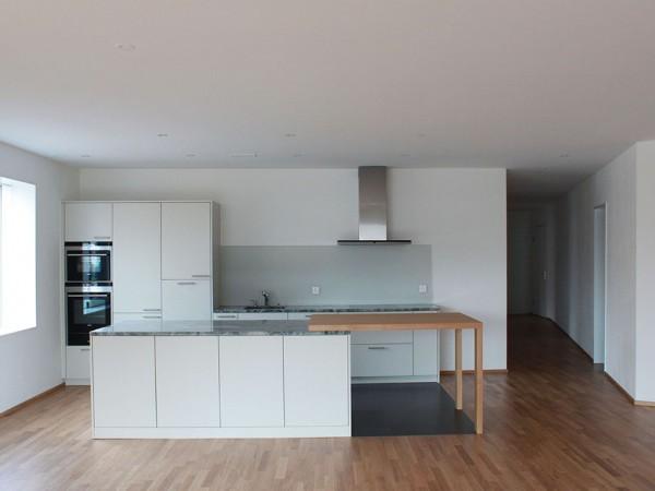 Innenausbau Eigentumswohnung Baden 2011