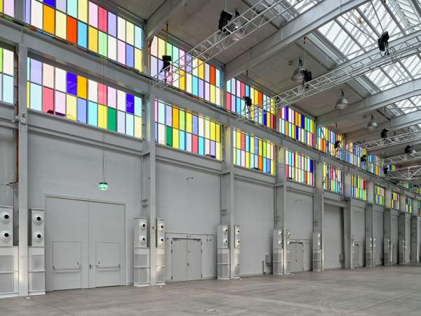 Projektleitung Kunst am Bau Trafo II Baden