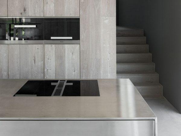 Farb- und Materialkonzept Einfamilienhaus Freienwil 2016
