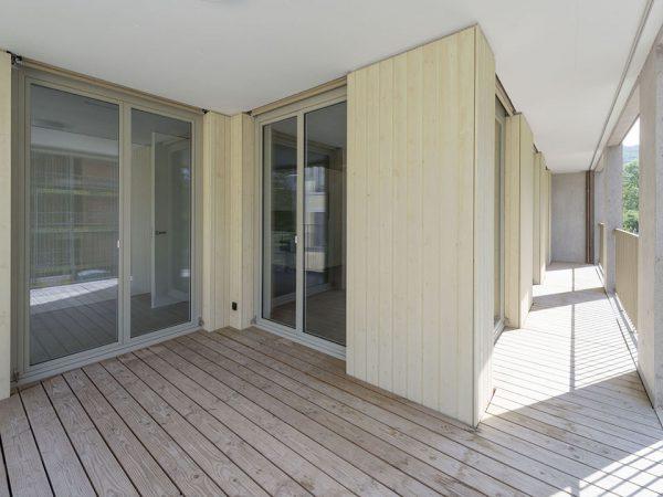 5 Zimmer auf 94m2 Spinnerei III Windisch 2016